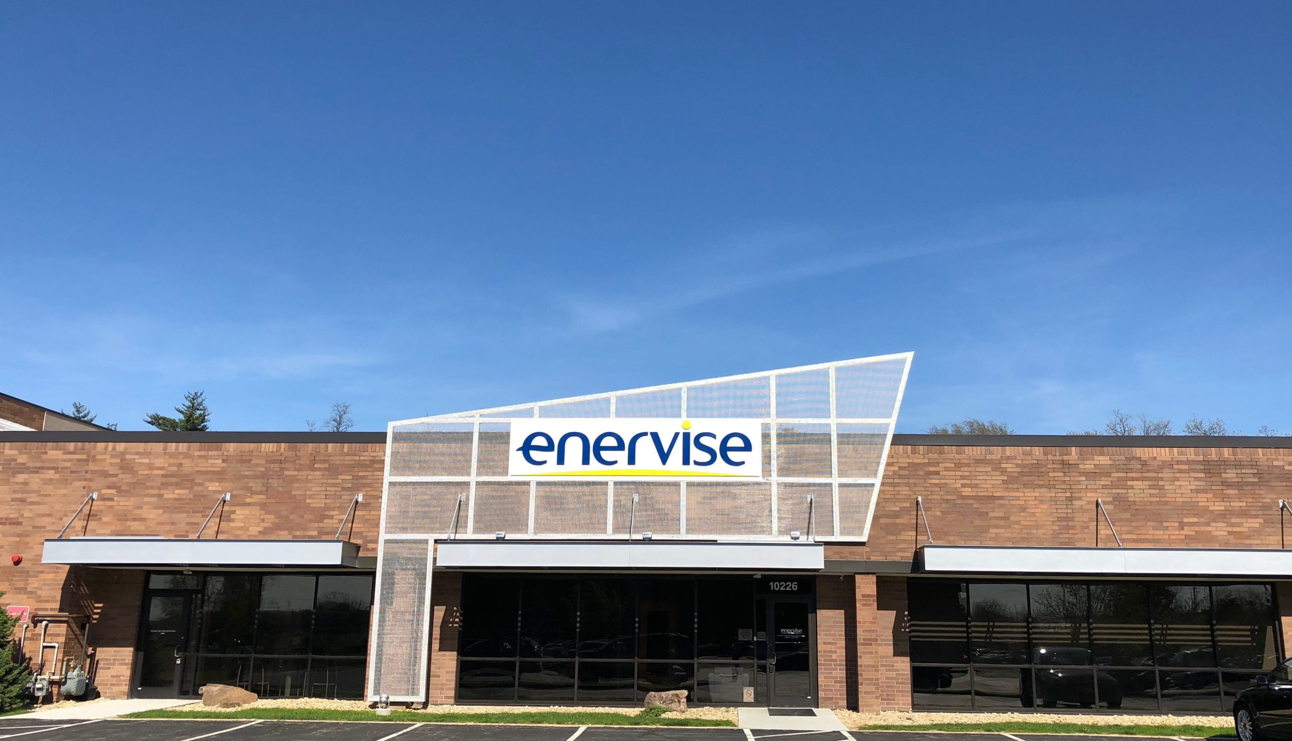 New Headquarters and Service Center for Enervise in Blue Ash, Ohio