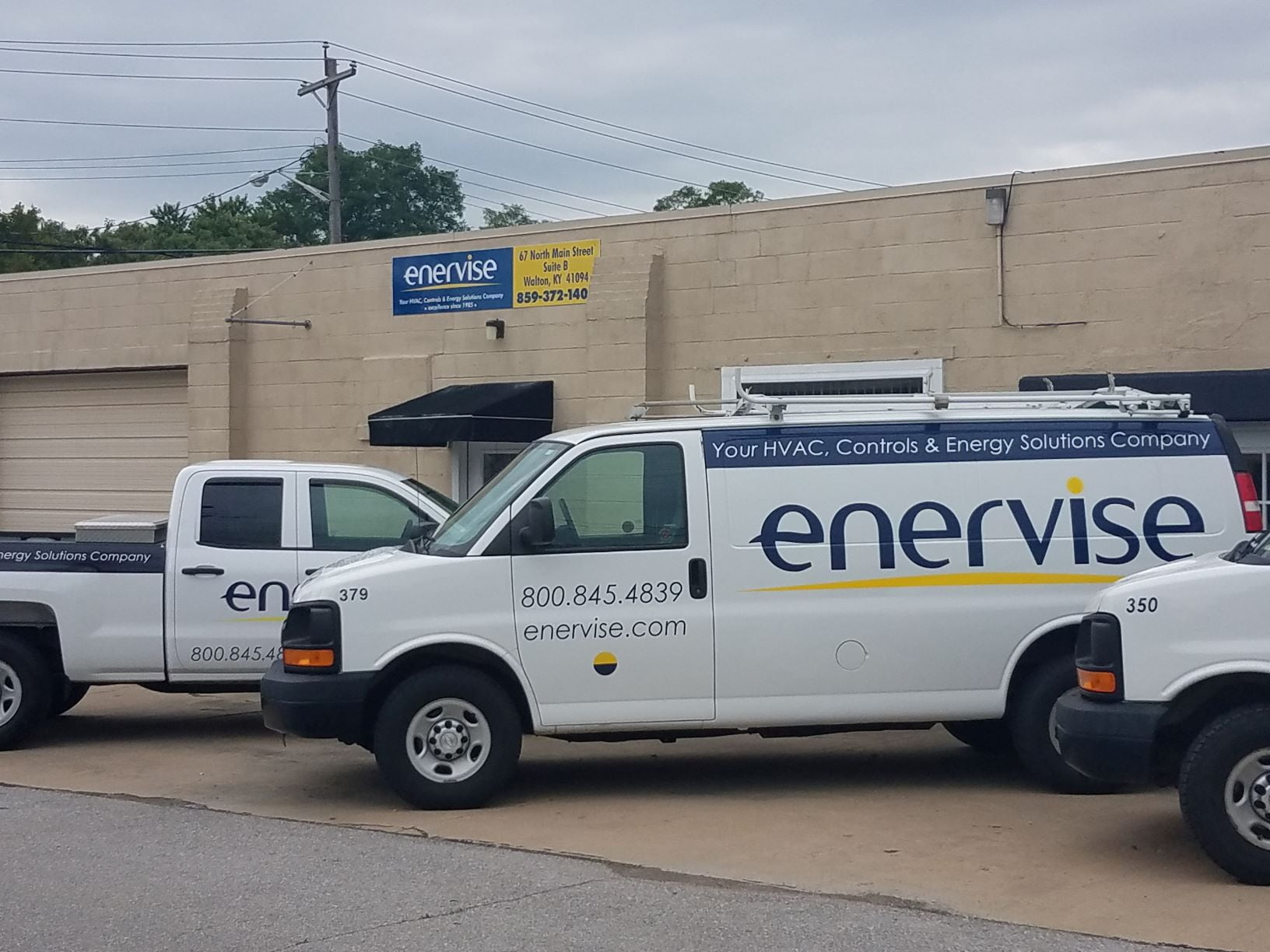 Enervise Opens New Northern Kentucky Location