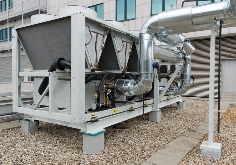 4 Tips for Commercial Chiller Performance