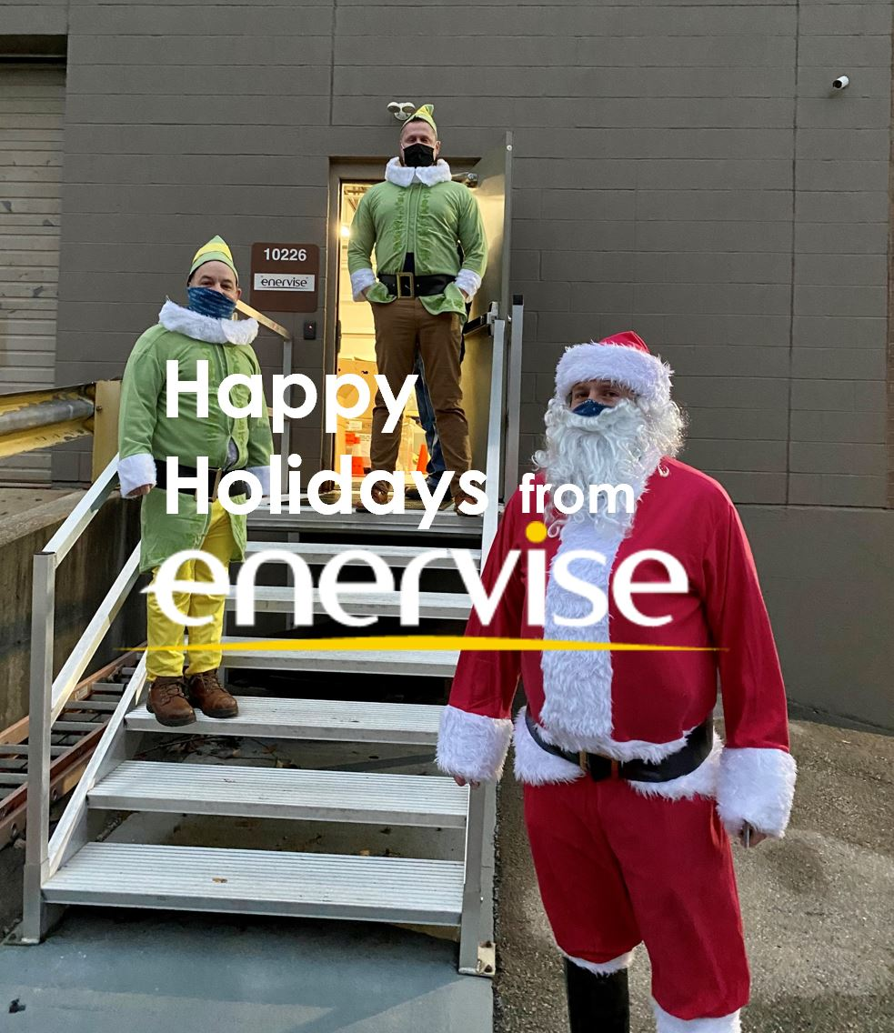 Happy Holidays from Enervise