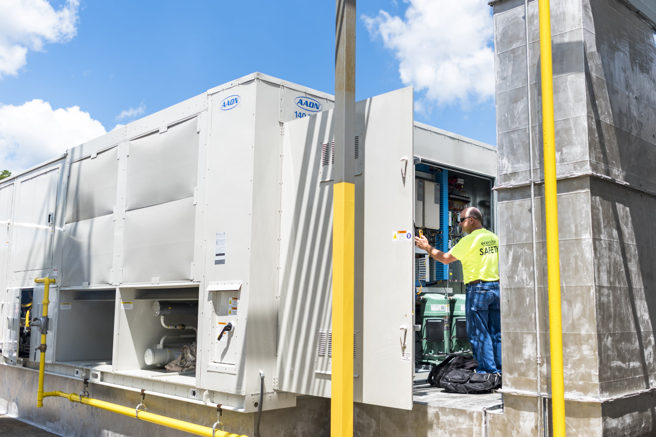 March is the Time to Think About Modernizing Your Commercial Air Conditioning System