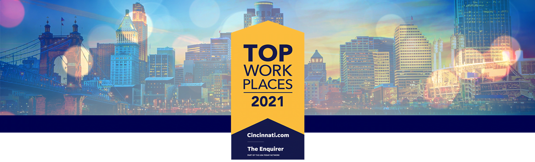 Enervise Named Top Workplace in 2021